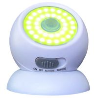 SWIVEL LIGHT NIGHT OWL WHITE