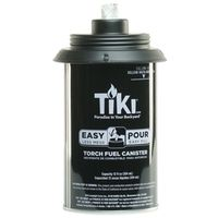 TIKI 1312127 Replacement Torch Canister With Fiberglass Wick