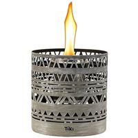 TORCH LANTERN TABLE GRY 5IN