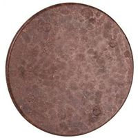 Carlon 4052-BROWN Flat Round Outlet Box Cover