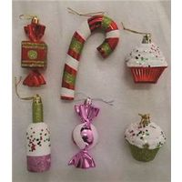 ORNAMENT CANDY ASST