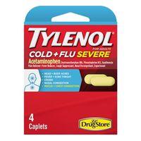 TYLENOL COLD & FLU SEVERE
