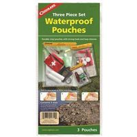 POUCH SET WATERPRF STRNG VINYL