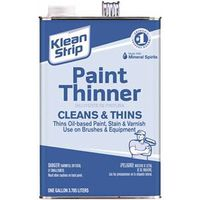 Klean-Strip GKPT94002PCA Paint Thinner