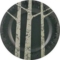 PLATE SALAD 8.5IN BIRCH TREES