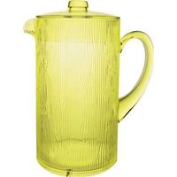 PITCHER CABINBARK TINTED GREEN