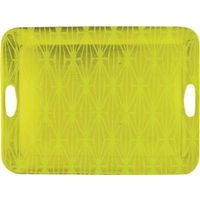 TRAY RECTANGLE BRIGHT GREEN