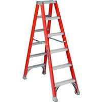 LADDER STEP TWIN FG T1A 6FT