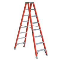 LADDER STEP FG TWIN T1A 8 FT