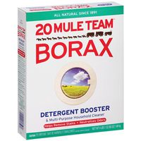 20 Mule Team 00201 Laundry Detergent Booster