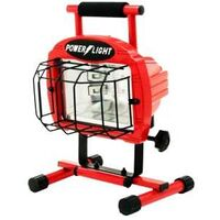 CCI Pro Portable Work Light With Hinged Style Face