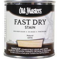 STAIN OIL BASED FAST DRY NATL