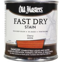 STAIN OIL BASED FST DRY CHERRY