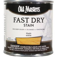 STAIN OIL BASED FAST DRY MAPLE
