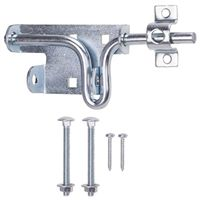 LATCH BOLT SLID ZN PLTD STEEL