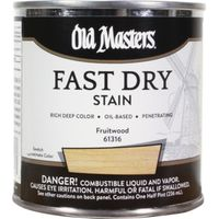 STAIN OB FAST DRY FRUITWOOD