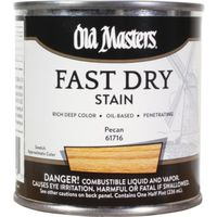 STAIN OIL BASED FAST DRY PECAN