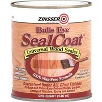 Zinsser Bulls Eye SealCoat Oil Based Wood Sealer
