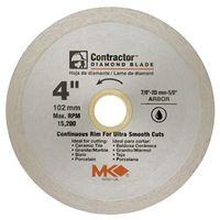 Contractor 167027 Continuous Rim Circular Saw Blade