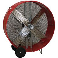 Maxxair BF42BD Belt Drive Barrel Fan