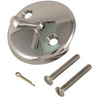 Plumb Pak PP826-1 2-Hole Trip Lever Style Tub Face Plate