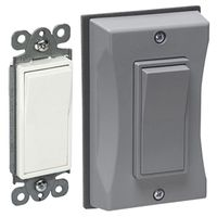 COVER & SWITCH WALLPLATE DECO