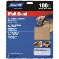 SANDPAPER AL OXD 100GRT 9X11IN