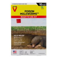 Sweeney?s Poison Moleworms Mole and Gopher Repellent