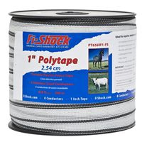 Fi-Shock PT656W1-FS Electric Fence Polytape