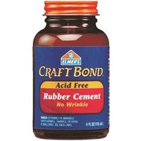 CraftBond E425 No-Wrinkle Rubber Cement