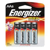 Energizer E91MP-8 Non-Rechargeable Alkaline Battery