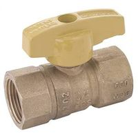 Brass Craft PSBV503-8 Quarter Turn Gas Ball Valve