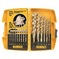 Dewalt DW1956 Pilot Point Bit Set