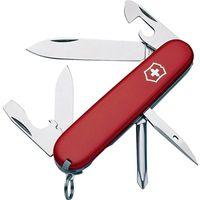 KNIFE POCKET 12N1 RED 3-1/2IN