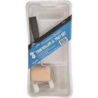Linzer RS300 Project Select Paint Roller And Tray Sets