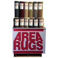 RUG COMMERCIAL 4X6FT ASSORT