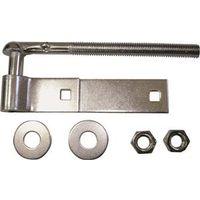 Mintcraft LR080 Bolt Hook and Strap Door Hinge