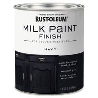 PAINT MILK FINISH NAVY 2PK 1QT