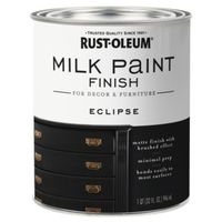 PAINT MILK FINISH ECLIPSE 1QT