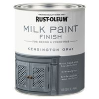 PAINT MILK KENISINGTON GRY 1QT