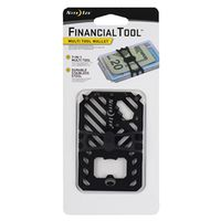 WALLET MULTI TOOL BLACK