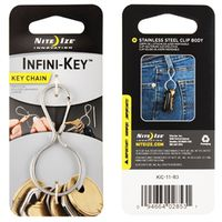 KEY CHAIN STAINLESS