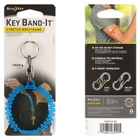 KEY WRISTBAND BLUE