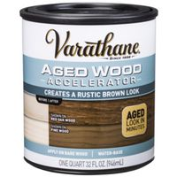 ACCELERATOR AGD WOOD BROWN 1QT