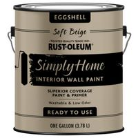 PAINT WALL EGSHL SOFT BGE 1GAL