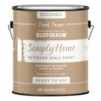PAINT WALL EGSHL DARK TPE 1GAL