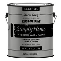 PAINT WALL EGSHL STRM GRY 1GAL