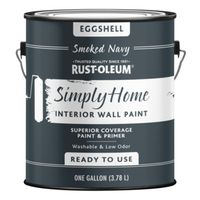 PAINT WALL SMOKED NAVY 1GAL