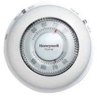 Honeywell CT87N Heat/Cool Round Thermostat