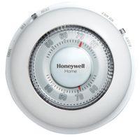 Honeywell CT87N Heat/Cool Round Thermostat